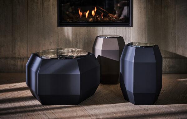 Dami luxury interior sapphire tafel